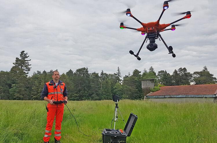 Drohne Kitzrettung1