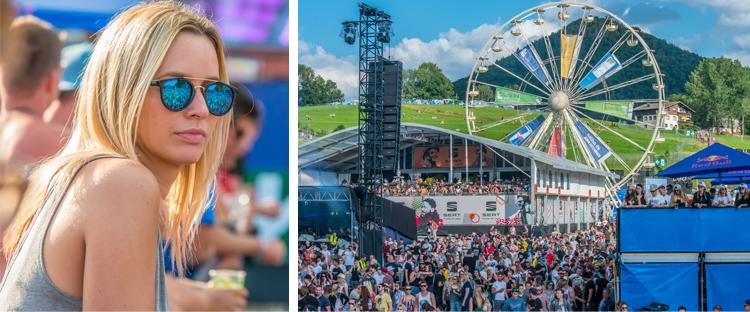 Electric Love Festival Salzburg 2018