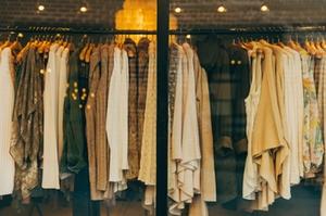 Einzelhandel Mode