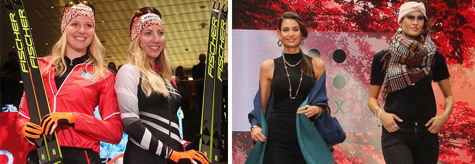 Fashion Show Herbst Winter Europark Salzburg Oktober 2019