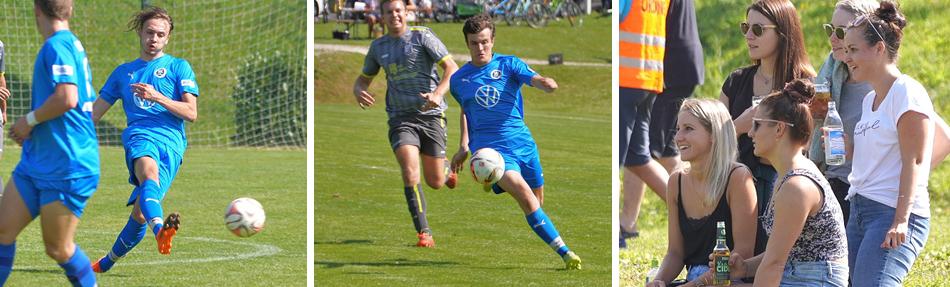 WSC Bayerisch Gmain vs. TSV Petting Fussball A-Klasse 2020