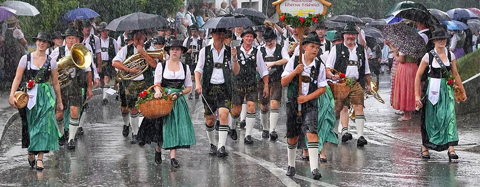 Gaufest Bernau 2019 Festzug