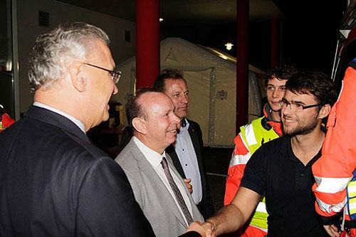 Fluechtlinge Frl De Maiziere 5
