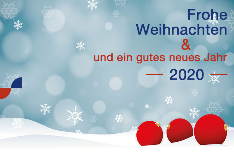 Frohe Weihnachten Homepage
