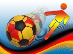 Fussball Farben Deutschland