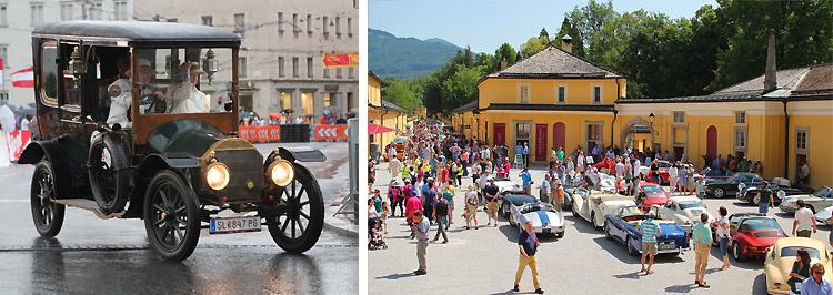 Gaisbergrennen Salzburg 2018 Stadt Grand Prix