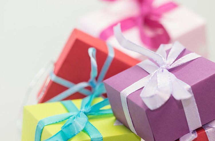 Geschenk Paeckchen
