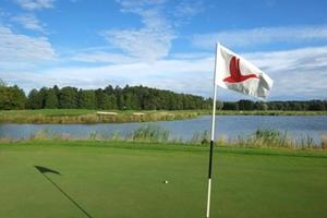 Golfplatz achental
