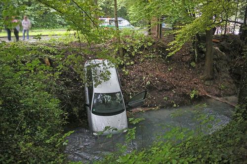 Grabenbach Unfall 2