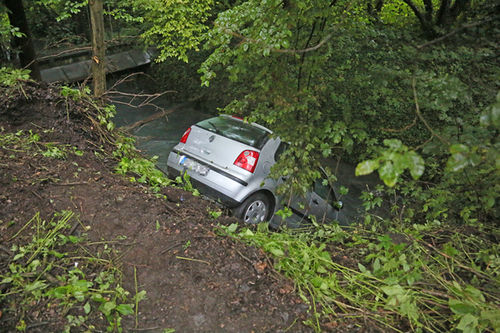 Grabenbach Unfall 3