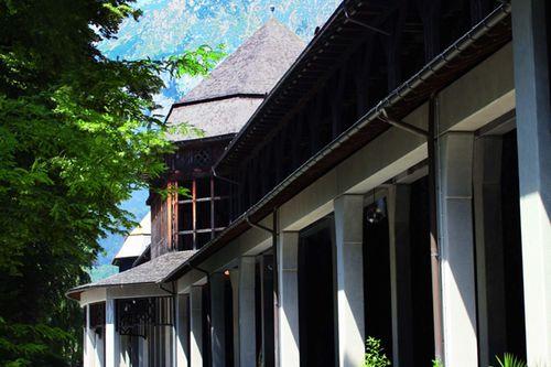Gradierhaus Reichenhall