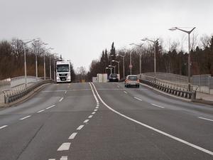 Grenzbrücke Freilassing