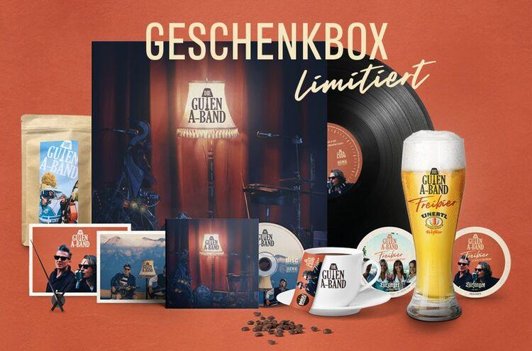 Guten A Band Geschenk Box Facebook