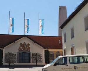 Hofbräuhaus Halbmast