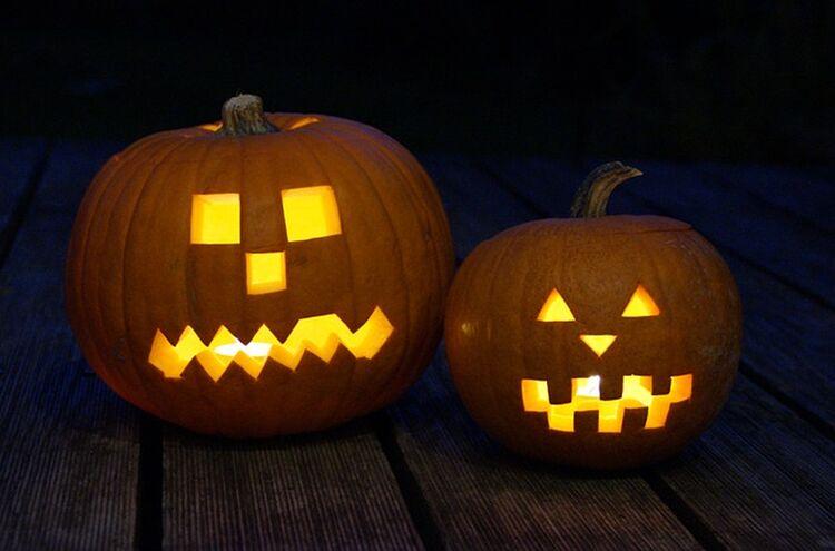 Halloween Symbolbild