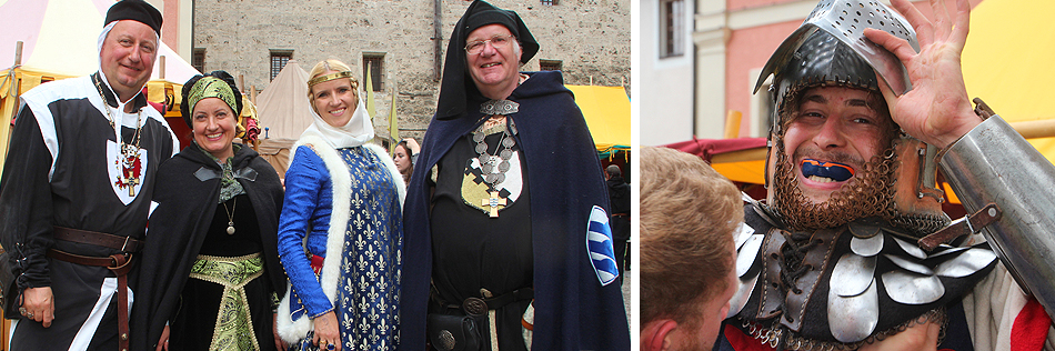Historische Burgtage Tittmoning 2019