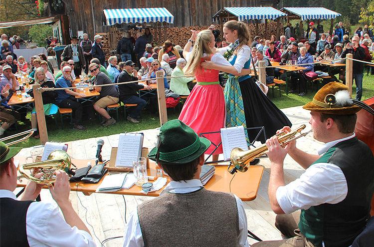 Herbstfest Ramsau18 Teaser