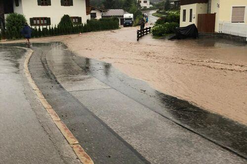 Hochwasserbischofswiesen