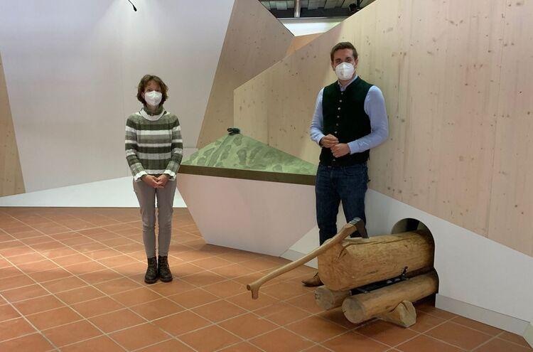 Holzknechtmuseum Umbau