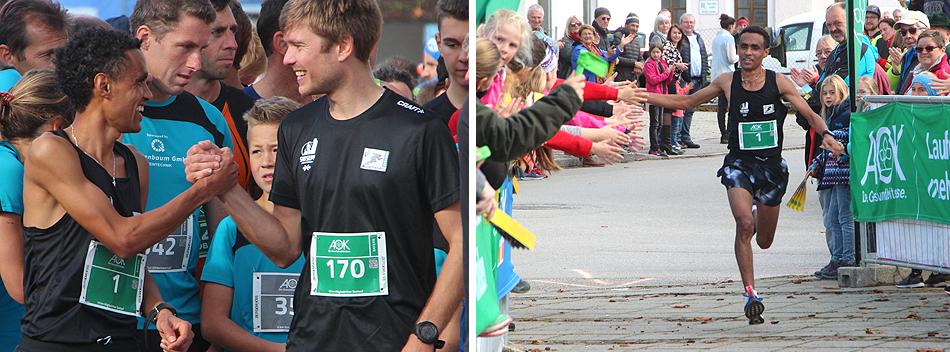 Höglwörthersee Lauf 2019