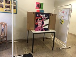 U-18-Wahl 2021