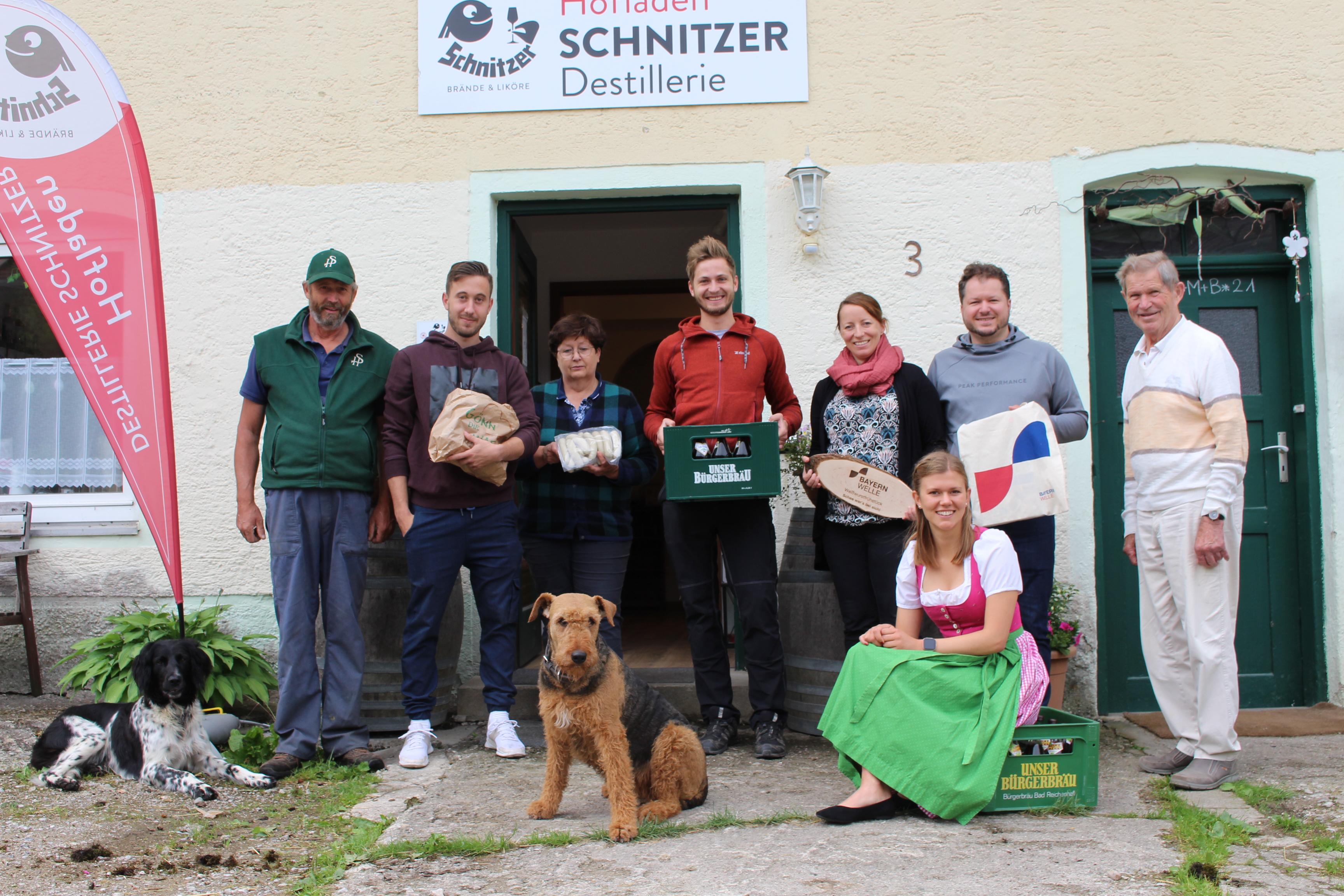 WWF Destillerie Schnitzer