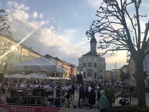 KulTSommr Traunstein Eröffnung