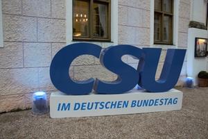 CSU Klausur Seeon 2018