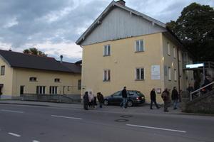Parkhaus Klosterberg Traunstein