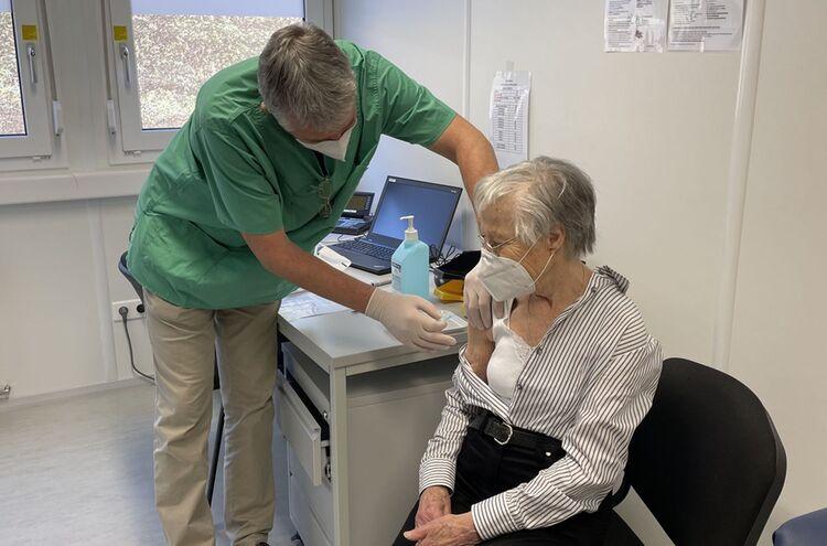 Impfung Moesl