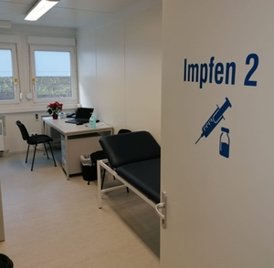 Impfzentrum Altenmarkt
