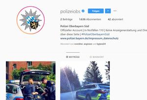Region: Instagram Polizei