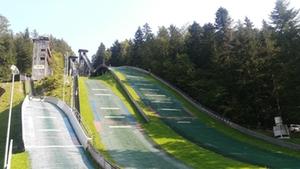 Kälbersteinschanze Berchtesgaden