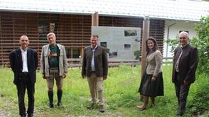 Eröffnung Walderlebnispfad Rupholding
