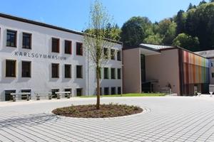 Karlsgymnasium neu