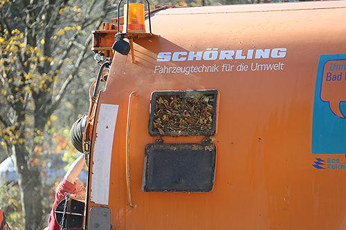 Kehrmaschine Rhall Brk Bgl 4