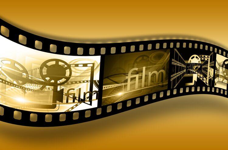 Kino Filmrolle
