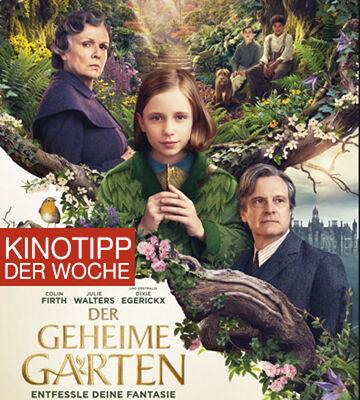 Kinotipp Der Woche Der Geheime Garten