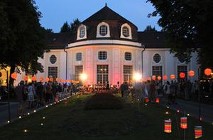 Kurgartenbeleuchtung Bad Reichenhall