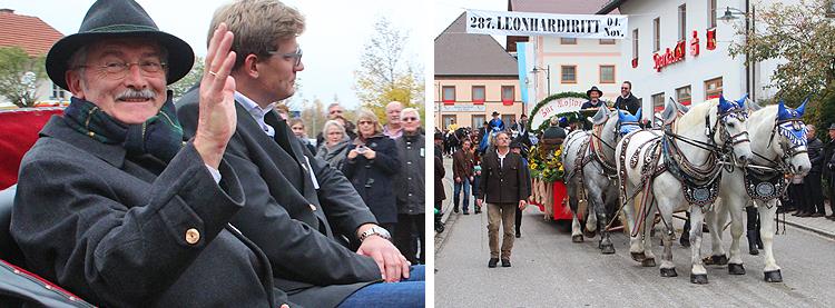Leonhardiritt Kirchweidach 2018