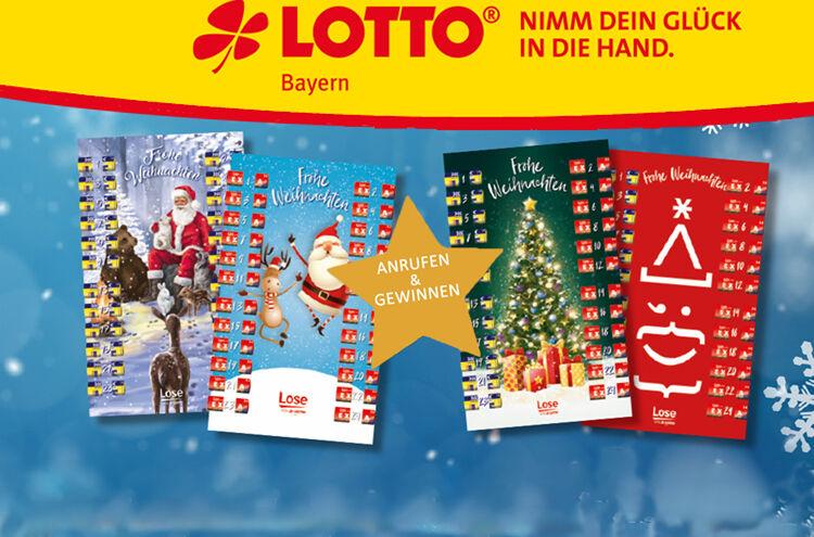 Lotto Bayern Adventskalender 1