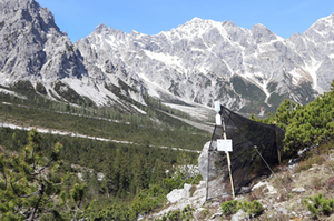 Malaise-Falle Nationalpark Berchtesgaden