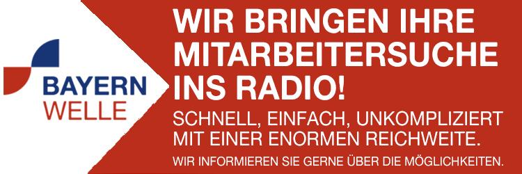 Jobbörse - Wir bringen Ihre Mitarbeitersuche ins Radio