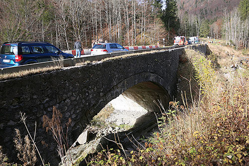 Motorradunfall Schneizlreuth Brk Bgl 3