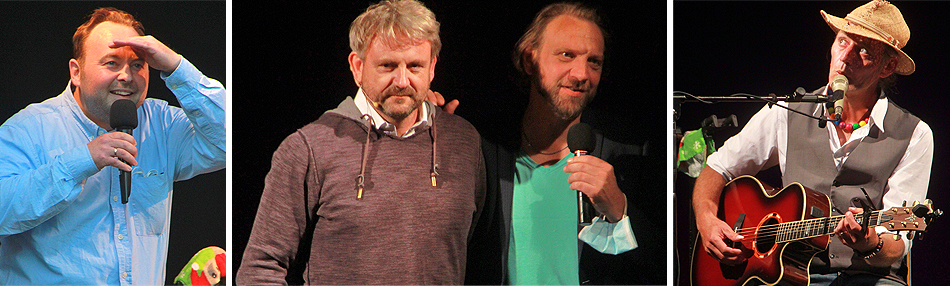 Nuts Sommerbühne Kabarett 09 Juli 2021