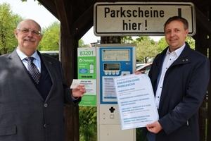 Sonderaktion Parkgebühren