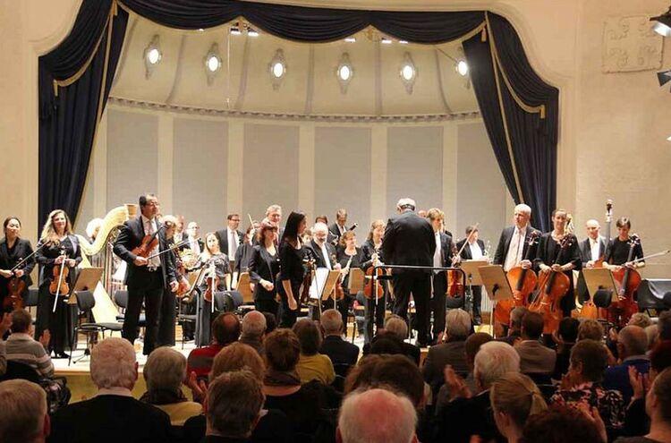 Philharmoniker Publikum