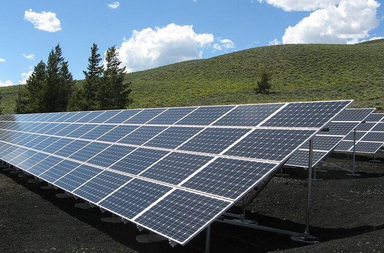 Photovoltaikanlage Neu