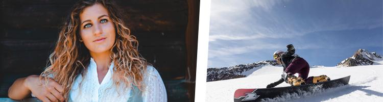 Ramona Hofmeister Snowboarderin