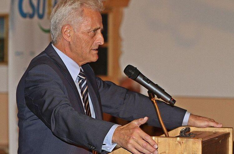 Ramsauer Wahl 2017